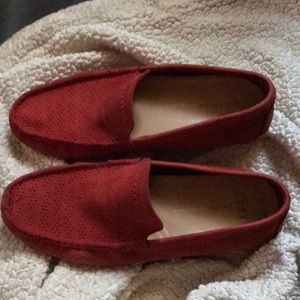 Uggs unisex red